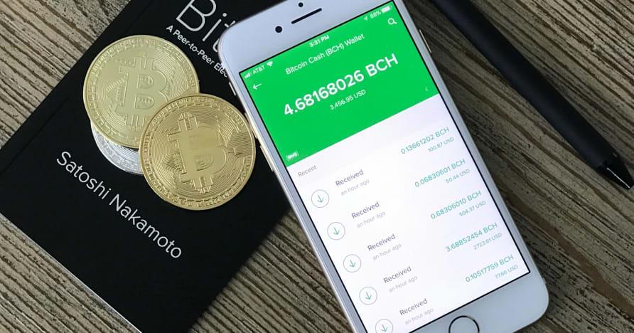 Bitcoin Mobil Kumarhanelerine Başlarken