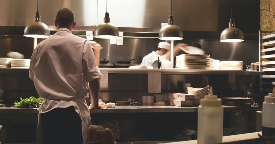 Şeflerin Dikkatine! - NetEnt, Gordon Ramsay Hell's Kitchen'ı Yayınladı