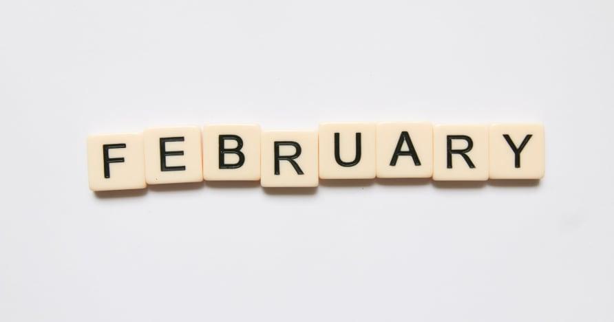 Microgaming Şubat'ta Şaşırtıcı 20 Yeni Oyun Yayınladı