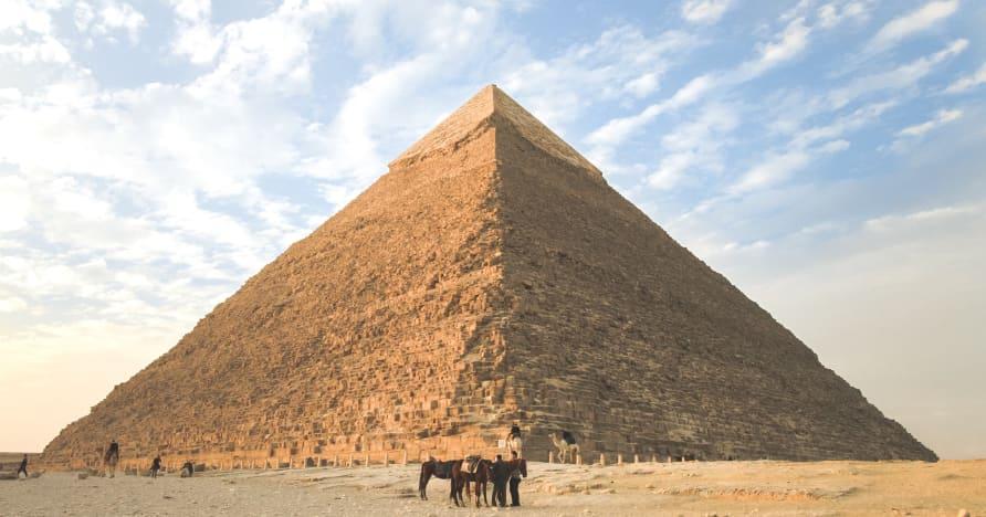 2021'de Oynanacak En İyi 6 Mısır Temalı Slot Makinesi