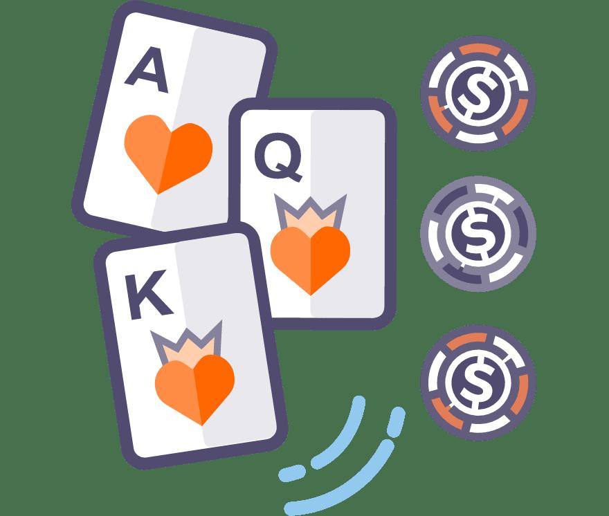 25 Üç Kart Poker Mobil Casino 2021