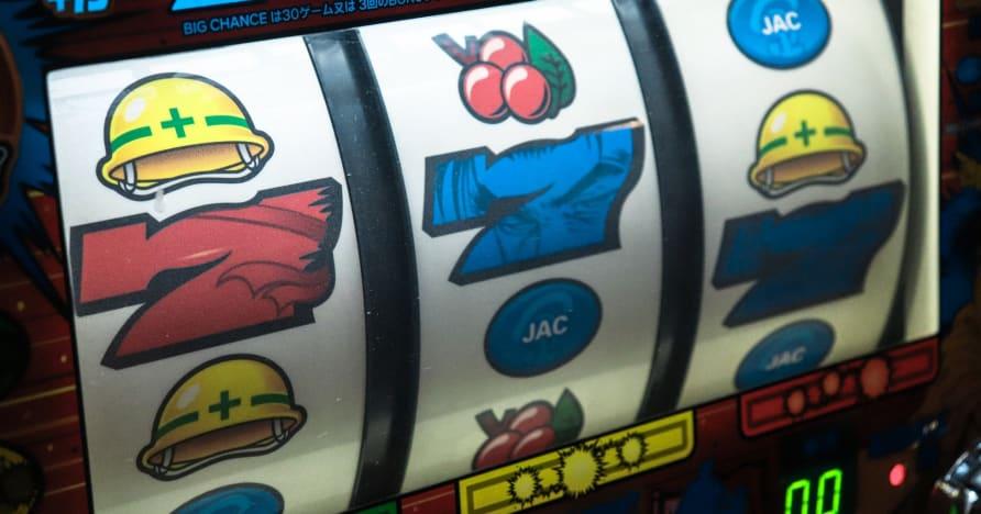 Slot Makinelerinde Nasıl Oynanır?