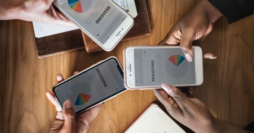 Çevrimiçi Casino ve Canlı Bayi Oyun Oynamak için iyi akıllı telefonlar