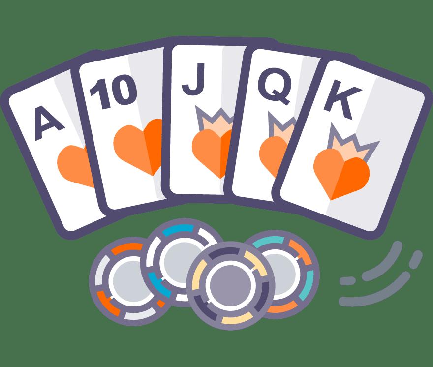 14 Teksas Hold'em Mobil Casino 2021