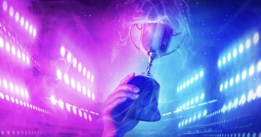 Temmuz 2021'de 5 Esports Bahis Etkinliği