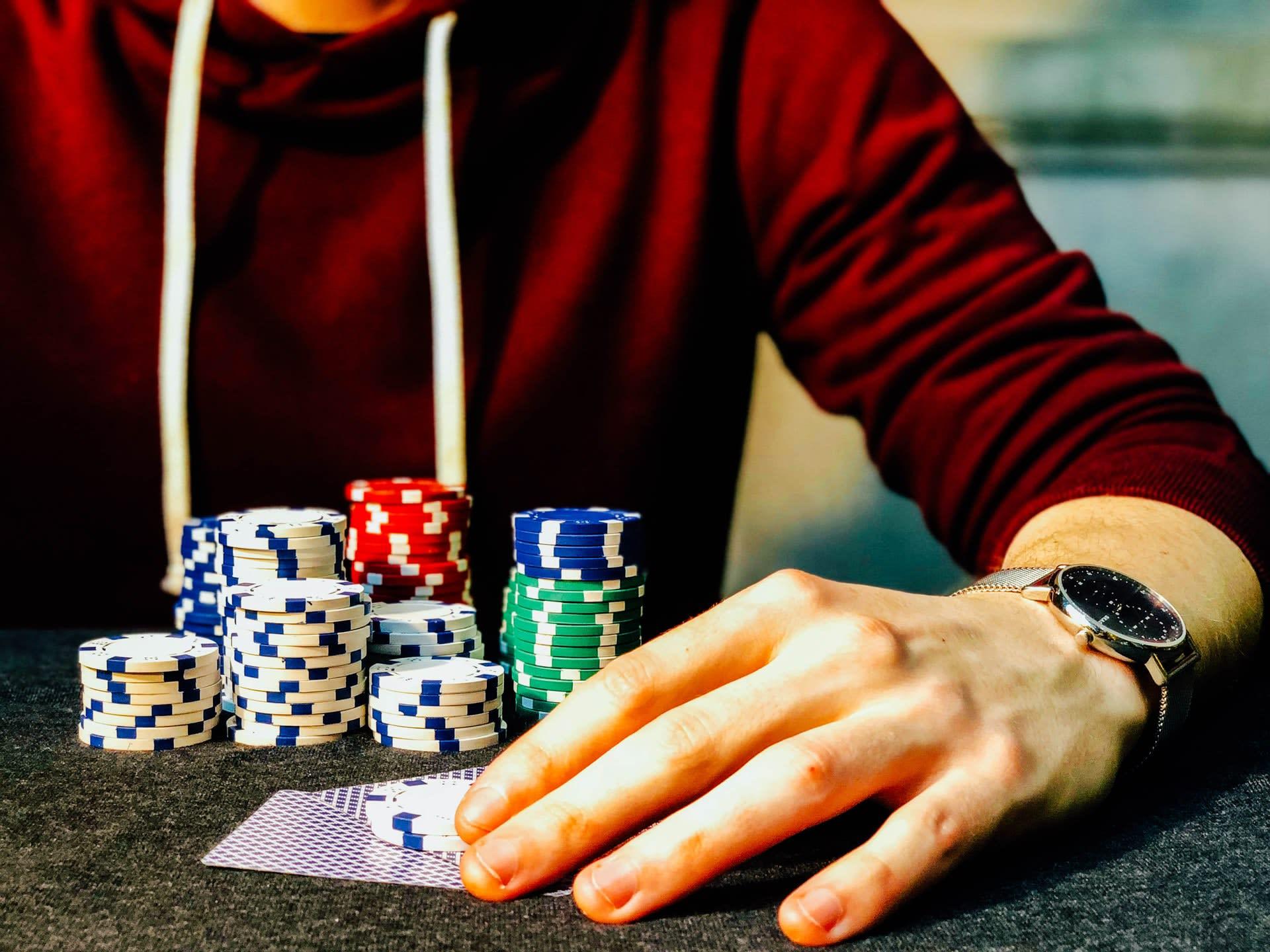 18 Casino Holdem Mobil Casino 2021